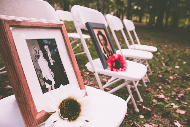 Wesele a śmierć bliskiej osoby