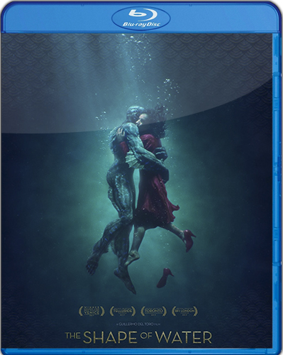 The Shape of Water [2017] [BD25] [Latino]