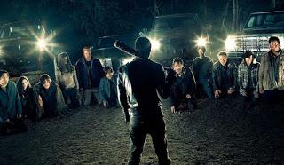 the walking dead: adelanto del episodio 7x02