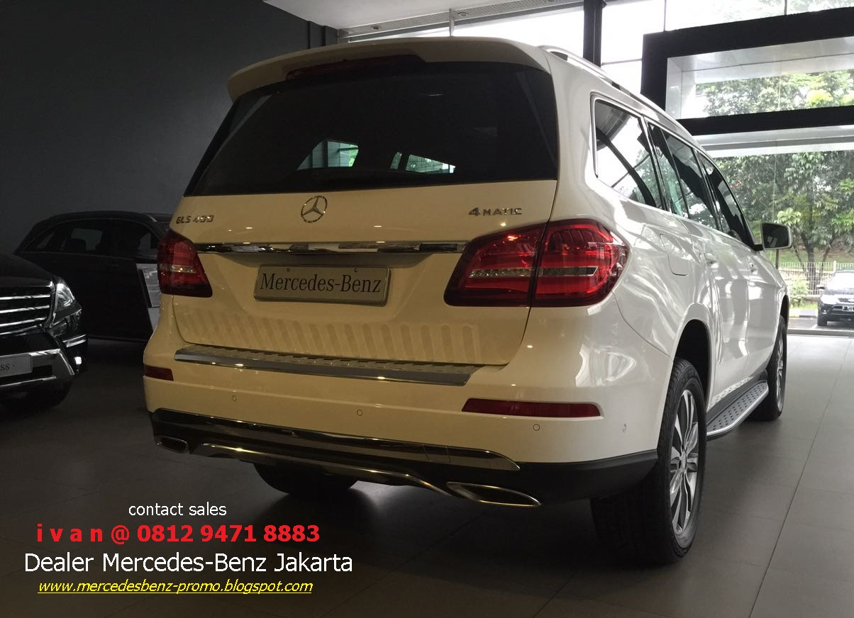 Spesifikasi mercedes benz gls 400 exclusive 2016 2017 for Mercedes benz service b coupons 2017