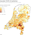 Dutch coronavirus death toll rises by 34, fewer positive tests