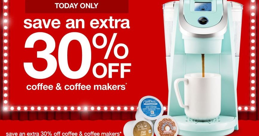 coupons and freebies  30  off keurig k
