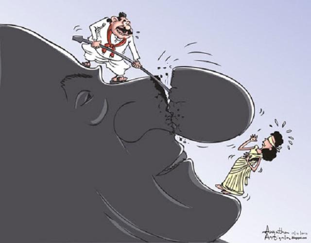 Lanka at crossroads: Reverse into dictatorship or forward to democracy