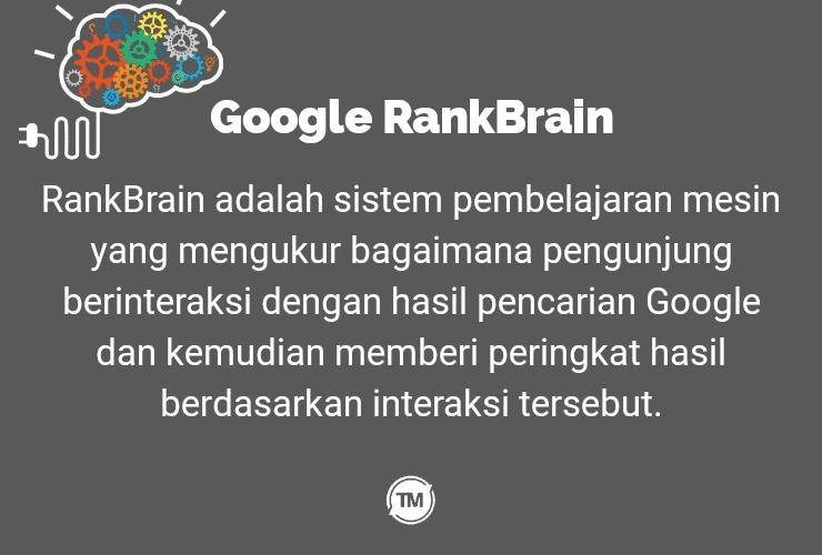 Pengertian Google RankBrain