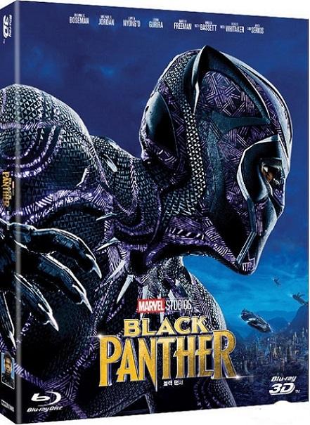 Black Panther IMAX 3D (Pantera Negra IMAX 3D) (2018) m1080p BDRip 3D Half-OU 22GB mkv Dual Audio DTS-HD 7.1 ch