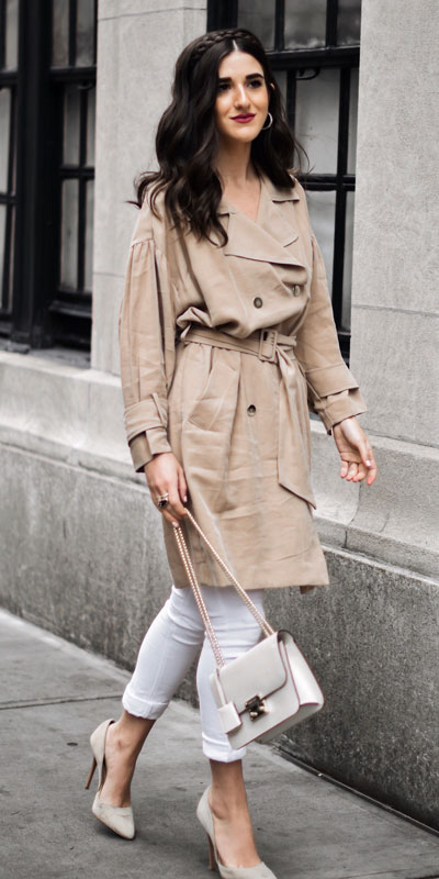 Are you wondering which pieces of clothing are in style this winter? Here we've prepared a complete list of the best winter fashion lookbook. Women's Outfit Ideas via higiggle.com | coat outfits | #winterstyle #fashion #coat