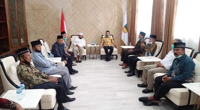Ketua DPRD Solsel Dukung Keinginan Ninik Mamak Alam Surambi Buka Kembali Jalan Kambura || dutametro
