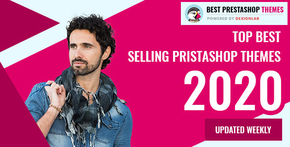 Top Best Selling PristaShop Themes 2020 - Updated Weekly