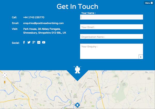 Contact Form yang Masih Menggunakan Domain .blogspot.com