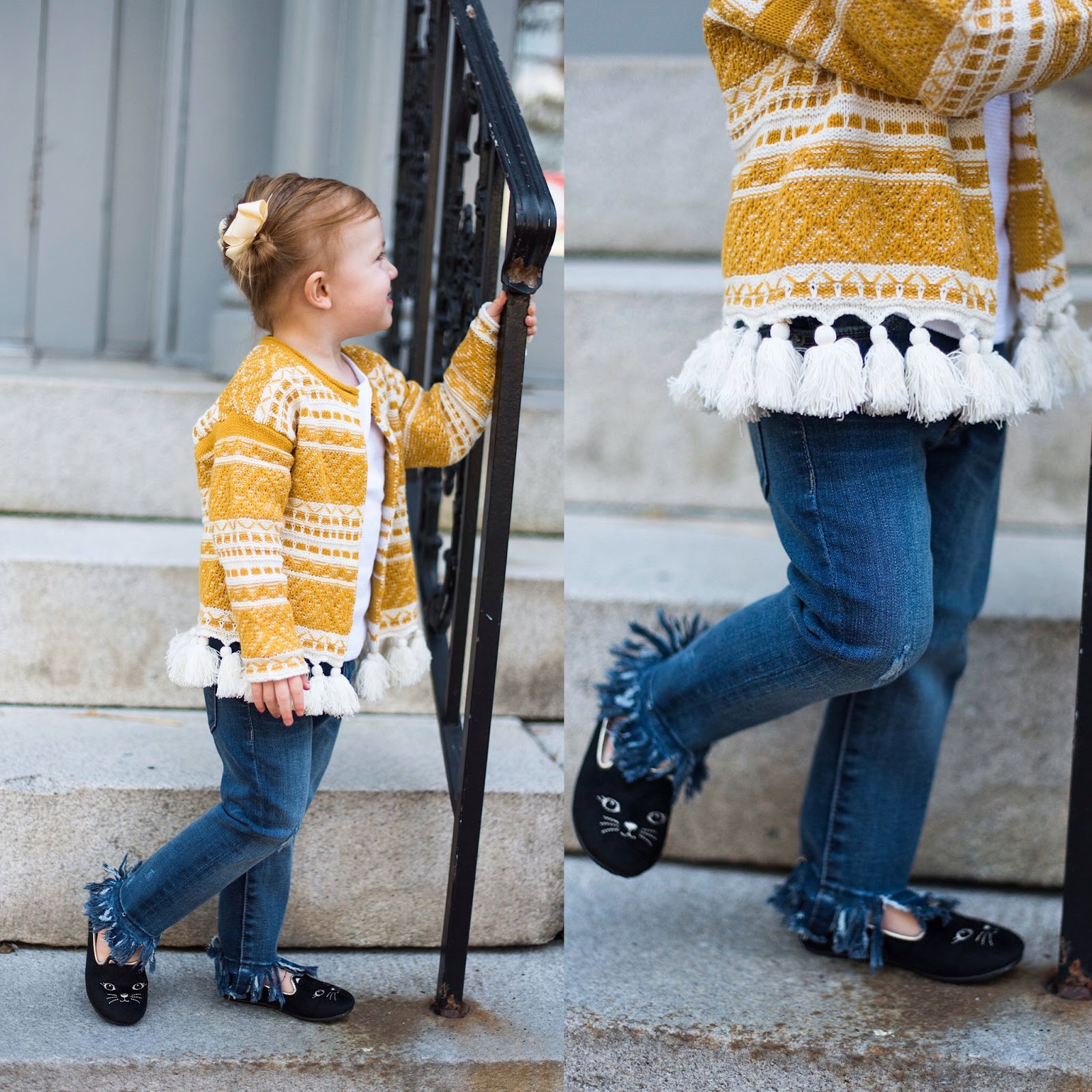 Toddler Fall Fashion - Something Delightful Blog