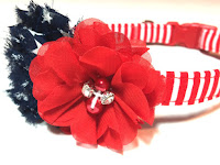 Fourth of July Girl Dog Collar by Puptique on Etsy