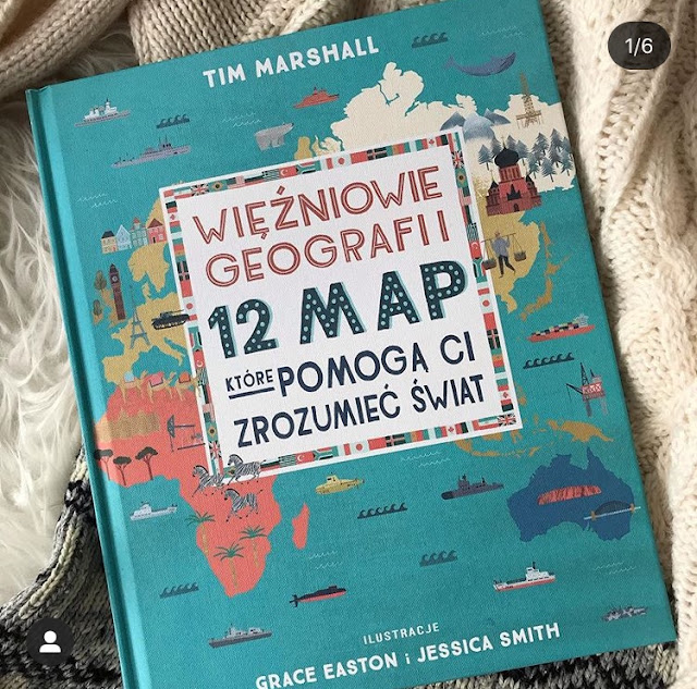 Tim Marshall, Więźniowie geografii.12 map, które pomogą ci zrozumieć świat
