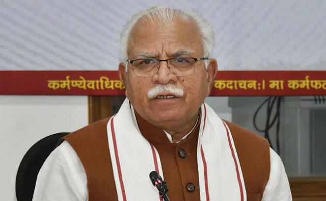 हरियाणा सरकार के पास नहीं हैं CM मनोहर लाल खट्टर की नागरिकता के दस्तावेज, RTI से हुआ खुलासा