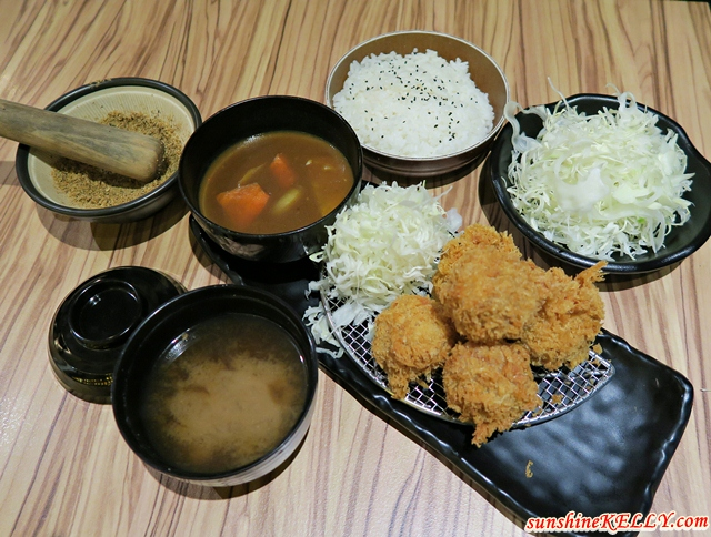 Sho Kushiage @ Sunway Pyramid Review