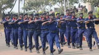 NSCDC Promotes 607 officers In Ogun