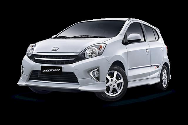 Toyota Agya | Pilihan Warna dan Informasi Mesin