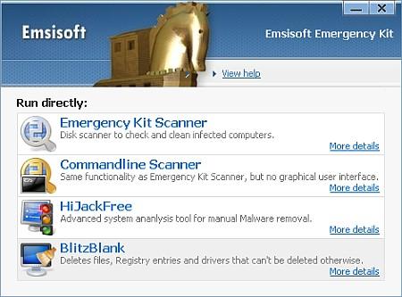 Download Emsisoft Emergency Kit 2017.2.0.7222 Portable software