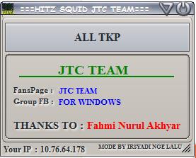 GAMBAR JTC TEAM 1