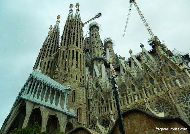 Basílica da Sagrada Família, Barcelona