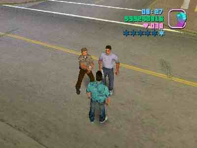 GTA Vice City Bodyguard wallpapers, screenshots, images, photos, cover, poster