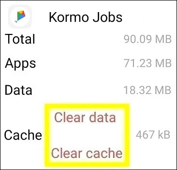 How To Fix Kormo Jobs App Not Working or Not Opening Problem Solved