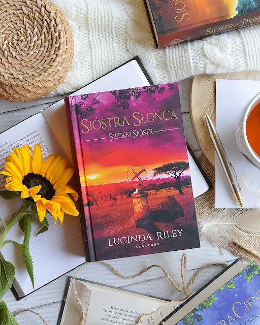 "#187 ""Siostra Słońca"" - Lucinda Riley"