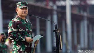 Dikritik Soal Baliho HRS Pangdam Jaya: Saya Akan Terus Copot!