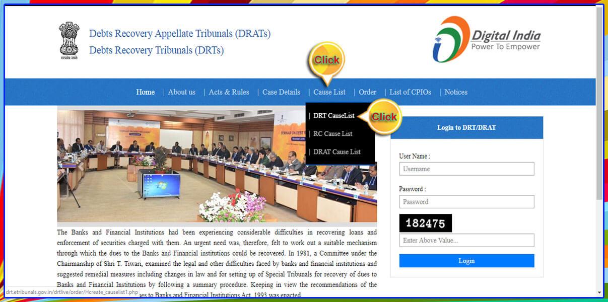Debit recovery Tribunal-2 Hyderabad-I.A.No.1089/2019-1