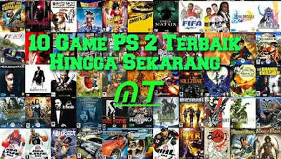 Cover Game PS 2 Terbaik