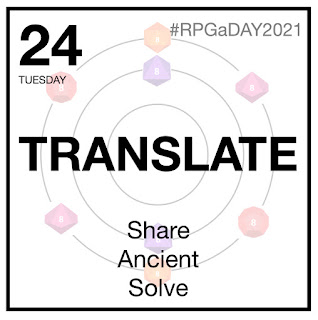 RPGaDAY2021 Day 24