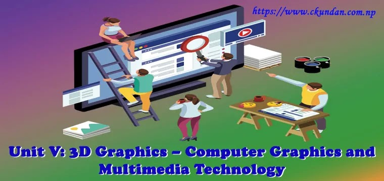 3D Graphics – Computer Graphics and Multimedia Technology