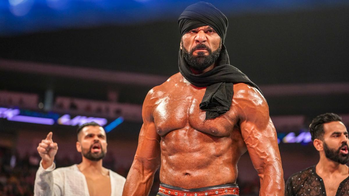 Jinder Mahal fornece atualização sobre sua recuperação