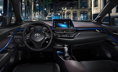 Toyota C-HR 2018 Review, Specification, Price