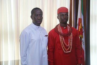 Okowa Calls For Peaceful Kingdoms For A Peaceful Nation To Be Achieved