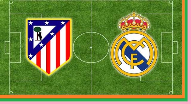 مشاهدة مباراة ريال مدريد وأتلتيكو مدريد بث مباشر اليوم 28-9-2019 في الدوري الاسباني