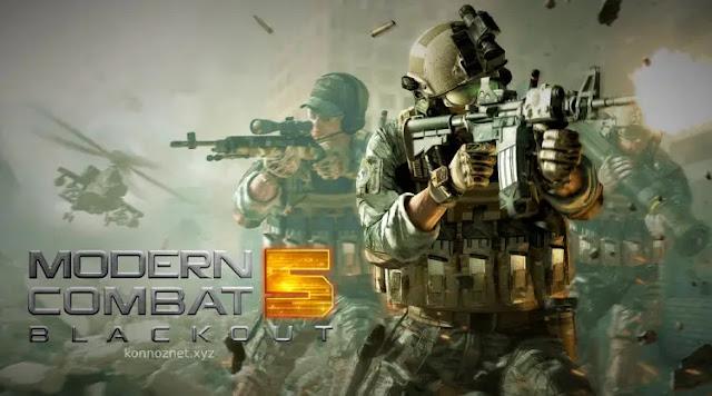 لعبة Modern Combat 5