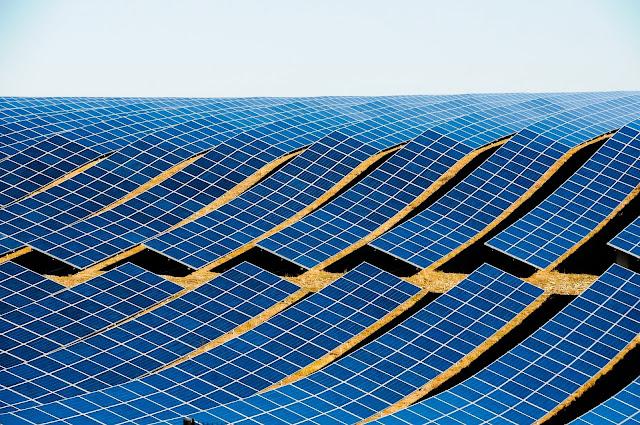 Thin flim solar panel