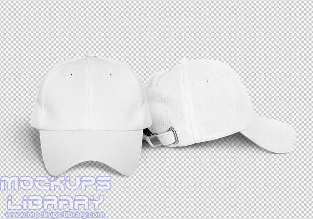 baseball cap mockup 3