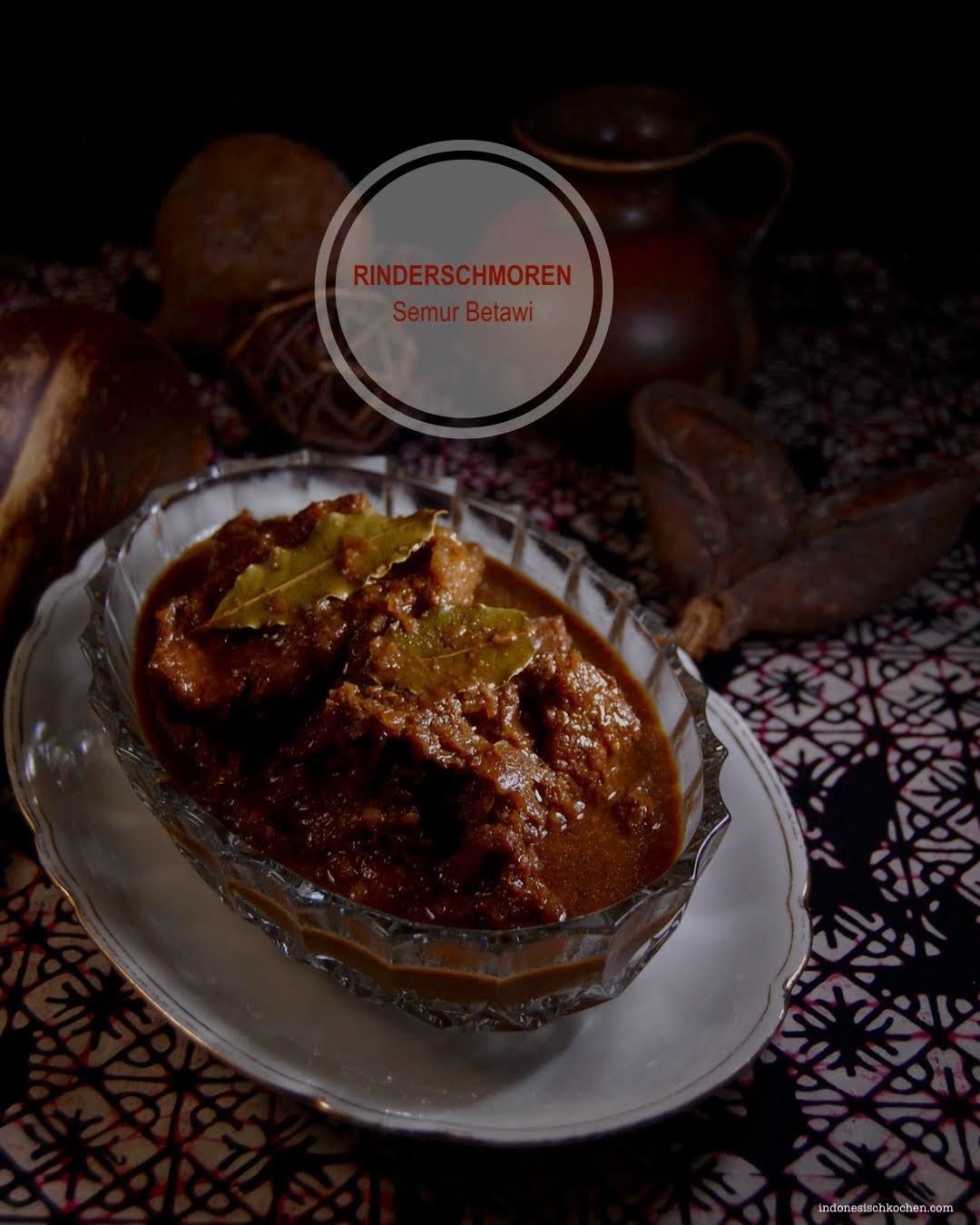 Rezept Rinderschmorbraten im Topf nach Jakarta-Art (Semur Betawi)