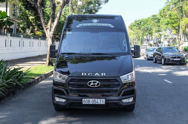 Huyndai Solati Limousine sx 2019 16