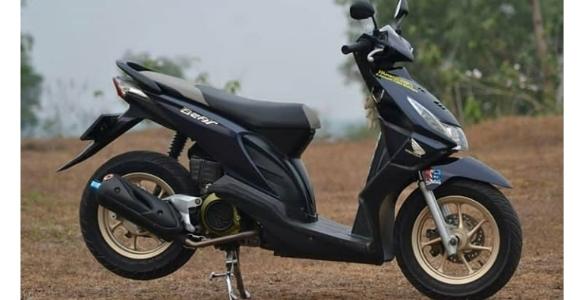 Modifikasi Motor Beat Karbu Tampil Keren Di Tahun 2020 Dudungmaman07