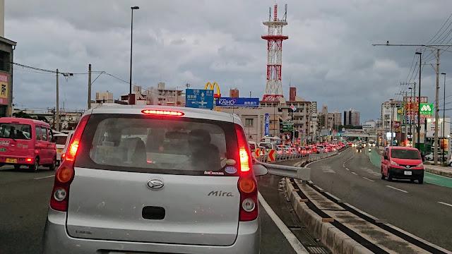 沖縄 渋滞