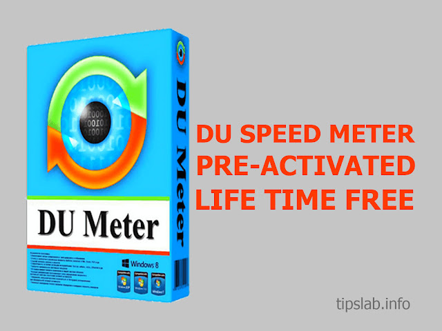 DU Speed Meter v7.30.4769 Repack Pre-Activated for Windows