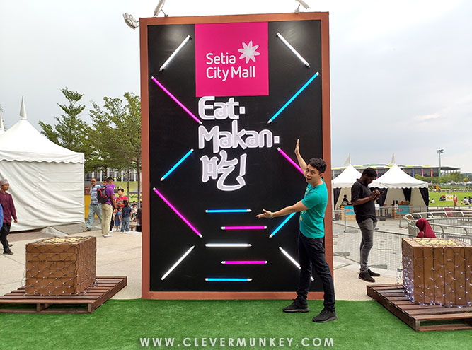 My Visit To Setia City Mall Eat Makan 吃 Food Fiesta Clevermunkey Events Food Gadget Lifestyle Travel