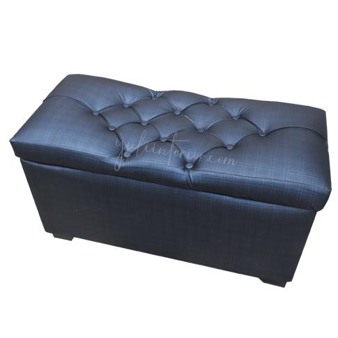 Buy Leather Storage Ottoman Online in Owerri, Nigeria
