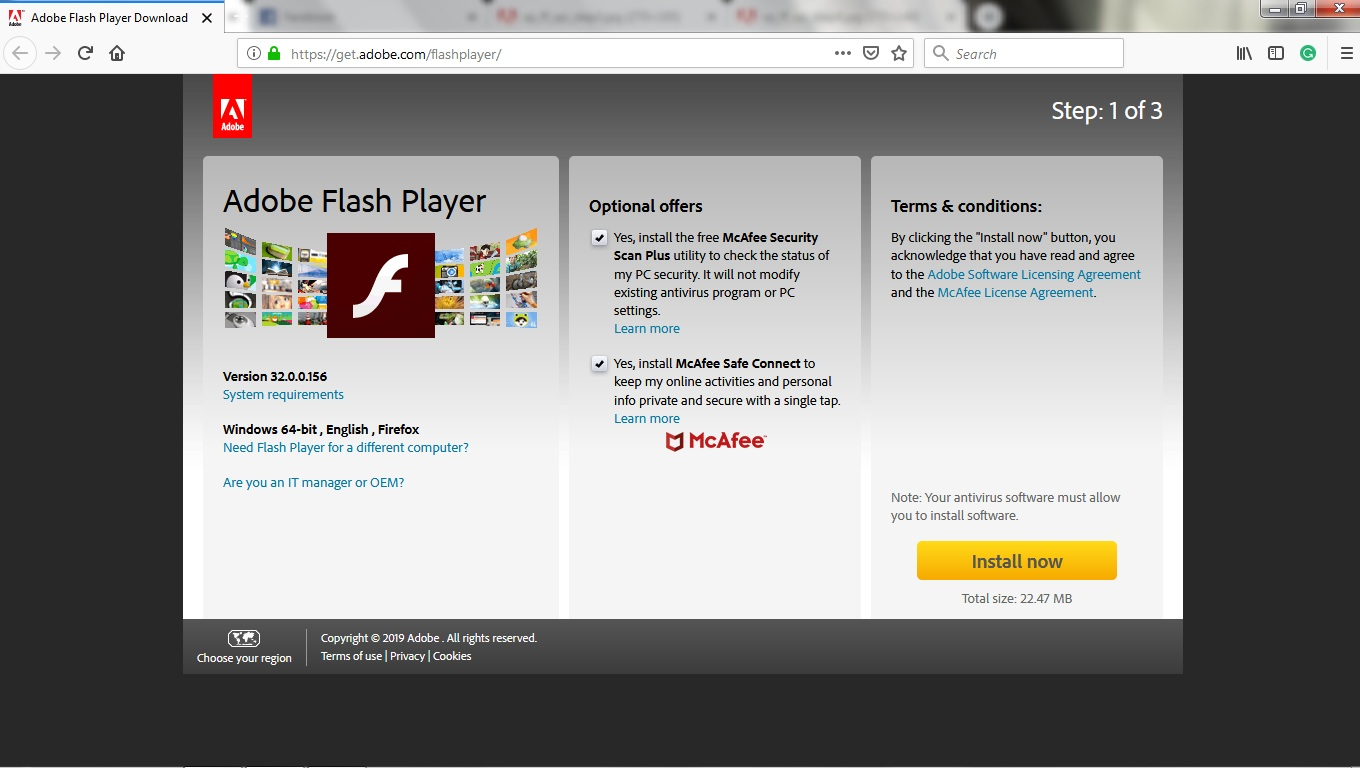 Как установить adobe flash player plugin в tor browser ppa tor browser попасть на гидру