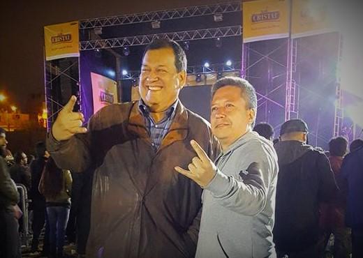 ministro de cultura sudamericano