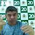 Marujo reafirma sua pré candidatura a prefeito pelo PSC em Guamaré