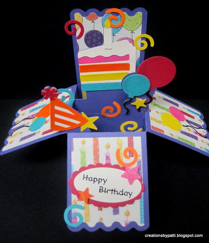 Die Namics Birthday Cake