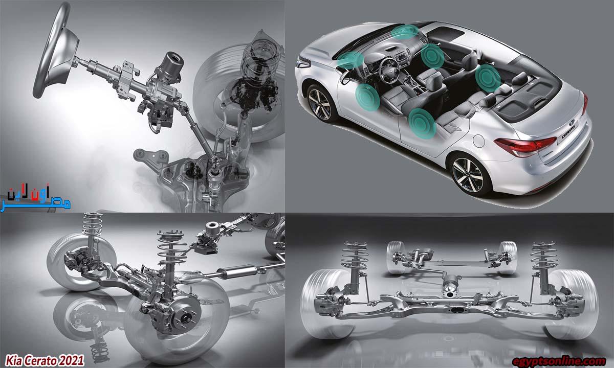 صور سيارات كيا سيراتوkia Cerato 2021، سيارات كيا، أنواع سيارات كيا، أسعار سيارات كيا